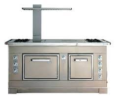 fourneau de cuisine fourneau de cuisine piano fourneaux cuisine professionnel occasion