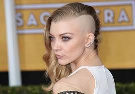 Natalie Dormer Shaved Natalie Dormer Agreed To Shave Her Head Completely For U0027mockingjay