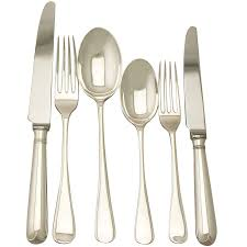 Cutlery Set 1920s Sterling Silver Canteen Of Cutlery For 18 Persons For Sale