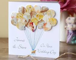Card From Bride To Groom On Wedding Day Wedding Day Card Etsy