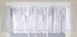 Lace Valance Curtains 31 Best Lace Valances Images On Pinterest Kitchen Valance Curtains