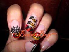 ed hardy graphic tattoo nail art nails pinterest nail art