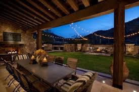 Flood Lights For Backyard by Outdoot Light Hanging String Lights Outdoors Home Lighting