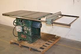 Table Saw Motor Wadkin Bursgreen 12 Ags 12