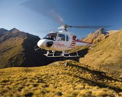 helicopter flights queenstown nz