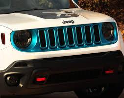 jeep hood accessories jeep renegade u201cfrostbite u201d and u201criptide u201d for sema 2014 freshness mag