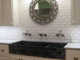 mirror tile backsplash kitchen sink u0026 faucet wonderful kitchen sink faucet design ideas black