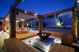 Patio Lighting Design by Modern Patio Lighting Home Design Inspiration Ideas And Pictures