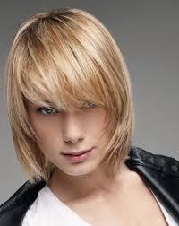 layered bob haircut for long faces hairstyles and haircuts