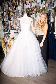 wedding designer get that how i became a wedding dress designer
