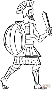 odysseus coloring page free printable coloring pages