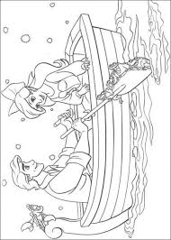 coloring pages of the little mermaid 142 best little mermaid colouring page images on pinterest