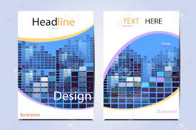 magazine layout size a modern magazine layout template flyer cover business brochure