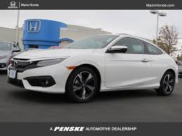 honda civic coupe 2017 2017 new honda civic coupe touring cvt at marin honda serving