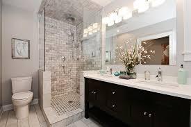 Wood Bathroom Vanity Square Raised Panel Cabinet Door Dark Brown - Dark wood bathroom cabinets