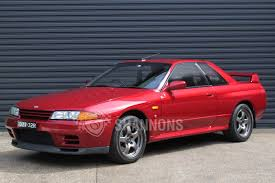 nissan skyline price in australia sold nissan skyline r32 gt r coupe 1 of 100 australian delivered