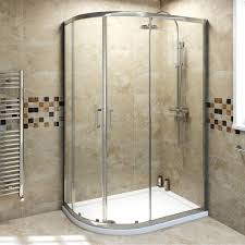 Rain Shower Bathroom by Bathroom Modern Bathroom Design With Corner Shower Kit And Rain