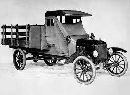 Vintage Ford Truck Gifts - history of trucks first pickup truck in america cj pony parts