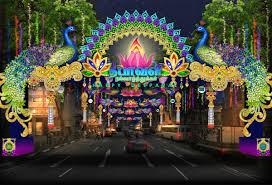 all set for deepavali light up singapore news asiaone