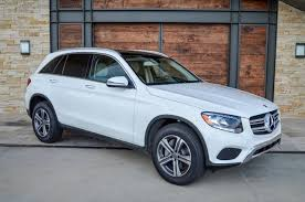 mercedes sugar land service pre owned 2018 mercedes glc glc 300 suv in sugar land p12305