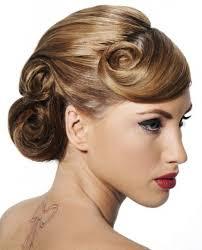 Retro Frisuren Lange Haare by Haare Styles Niedlichen Retro Frisuren Für Fashion Haare Styles