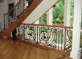 Stairway Banister Metal Spindles