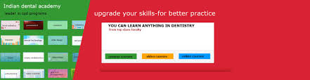 dental courses for dentists to upgrade skills dental training