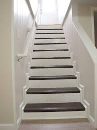 stair ideas stylish ideas basement stair super design refinishing stairs step