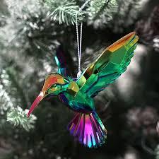 gisela graham hummingbird tree decoration temptation gifts