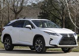best used lexus suv test drive new lexus rx 350 sophisticated and edgy times free press