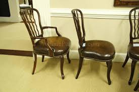 antique dining room chairs mahogany set of four antique