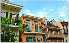 New Orleans Homes by Homes In The French Quarter