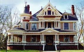 Queen Anne Style House Plans American Queen Anne Style