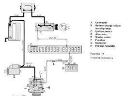 volvo v40 alternator wiring diagram volvo wiring diagram for cars