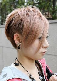 images of pixie haircuts with long bangs most popular asian hairstyles for short hair long bangs pixie