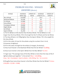 Basic Math Word Problems Worksheets 5th Grade Math Word Problems