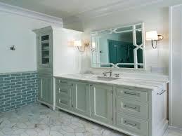 Bathroom Vanity With Linen Tower Bathroom Vanity Tower Best Bathroom Decoration