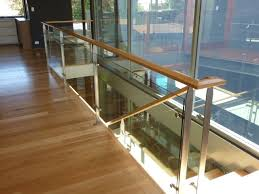 Handrails Brisbane Semi Frameless Glass Balustrade In Australia Stallion Stainless