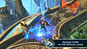 gameloft store apk new gameloft releases thor the world a tie in