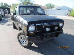1986 ford ranger 4x4 1986 ford ranger 4x4 single cab manual arizona ranch truck no