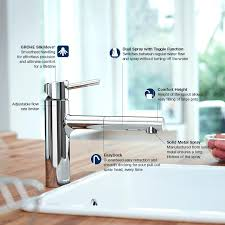 single handle pullout kitchen faucet delta cassidy single handle pull out sprayer kitchen faucet in