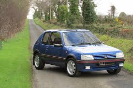 peugeot 205 gti hollybrook sports cars