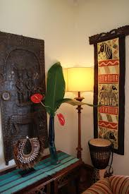 african corner of my living room african decor my
