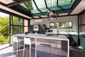 cuisine veranda créer une véranda comme cuisine par cornouaille vérandas