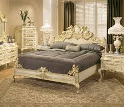 Antique King Bed Frame Antique Beds And Bedroom Sets For An Opulent World Style