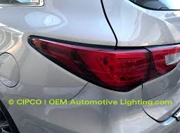 daytime running lights infiniti qx60 2016 to 2018 infiniti qx60 new u0026 used oe oem led tail light