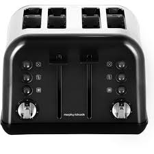 Morphy Richards Accents Toaster Review Morphy Richards Accents 242033 4 Slice Toaster Cream