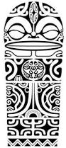 Polynesian Art Designs I Created A Polynesian Half Sleeve Tattoo Design For My Brother