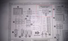 nissan march wiring diagram nissan wiring diagrams instruction