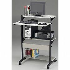 Adjustable Computer Desks Soho Adjustable Computer Table